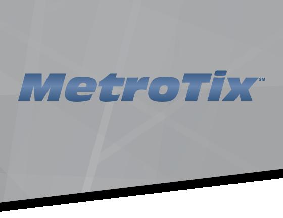 MetroTix